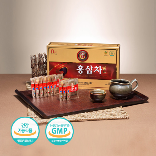 Red ginseng tea gold 100pack