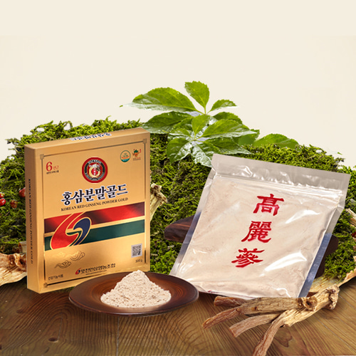 Red Ginseng Powder Golds 300g
