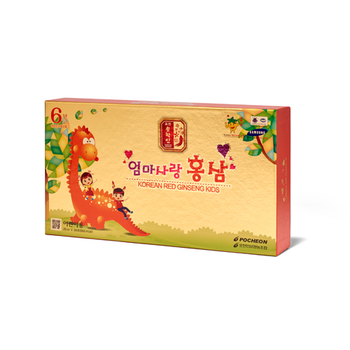 Red Ginseng from Mother's Love