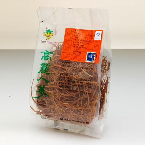 Red ginseng root hair