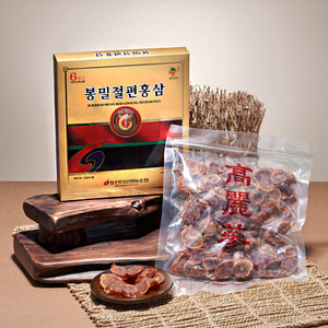 Sliced Korean Red Ginseng with Honey 300g