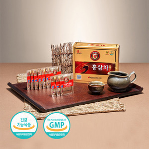 Red ginseng tea gold 50pack