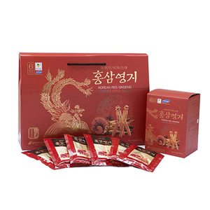 Korean Red Ginseng Lingzhi Drink Gold