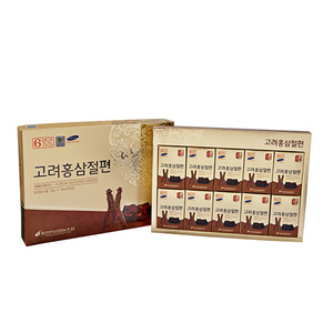 Korean Sliced Red Ginseng