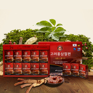 Sliced Korean Red Ginseng with Honey (4/5-year-old)