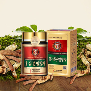 Red Ginseng Jam Tea